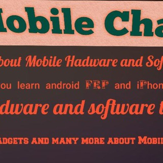 Mobile Hardware and Software Repairing