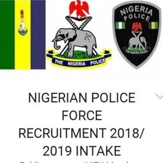 NIGERIAN POLICE FORCE FORUM