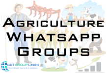 agriculture whatsapp group link