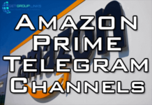 amazon prime web series telegram channel