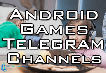 android games telegram channel