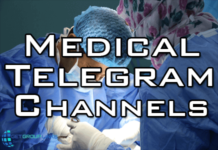 best telegram channels for medical books