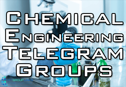 chemical engineering telegram group