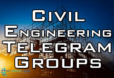 civil engineering telegram group