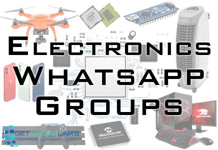electronics whatsapp group link