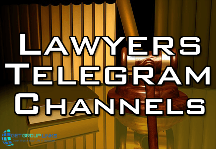 telegram channel for lawyers