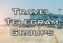 telegram travel group links