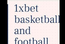 1xbet basketball football channel