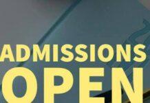 Admission Pak University