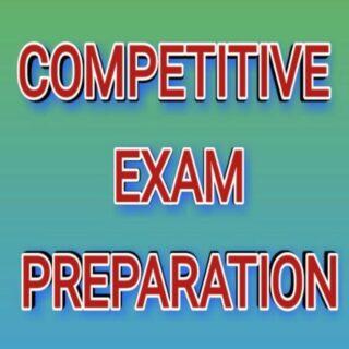 COMPETITIVE EXAM PREP