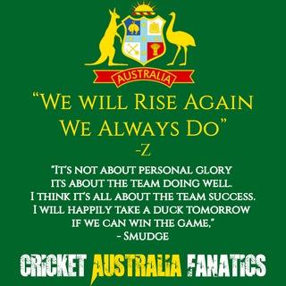 Cricket Australia Fanatics