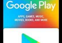 Google Redeem Code