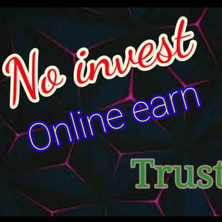 Online Earning without Investing