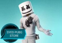 SYED PUBG STORE
