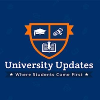 Universities Updates