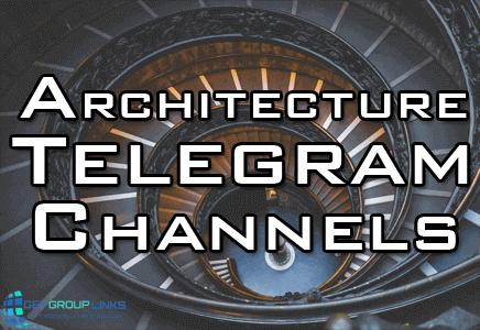architecture telegram channel