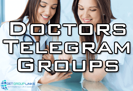 doctor telegram group link
