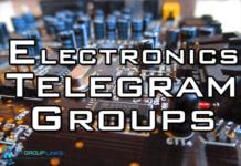 electronics telegram group