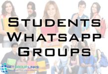 international students whatsapp group link