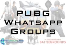 pubg mobile lite whatsapp group link
