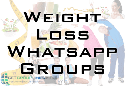 weight loss whatsapp group link