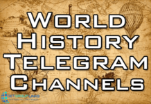 world history telegram channel