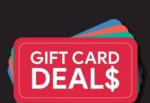 BH GIFT CARDS