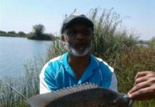Dam Fishing At Its Best