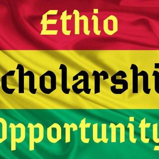 Ethio Scholarship Opportunity