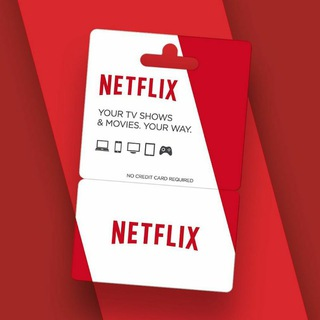Netflix Gift Cards Free