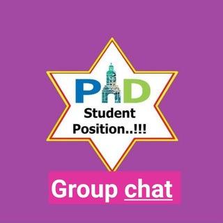 Phd Posdoc Scholarships Group Chat