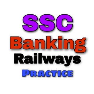 SSS Banking Railways practice
