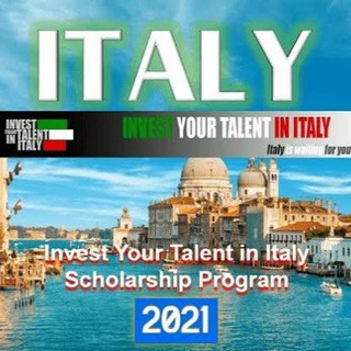 Study in Italy Scholarship