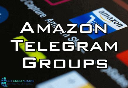 amazon seller telegram group