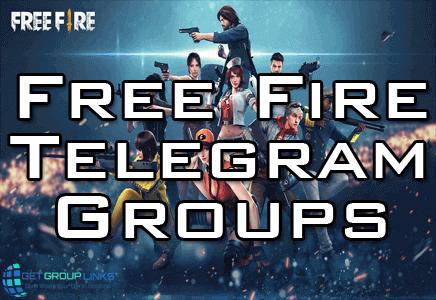 free fire telegram group link