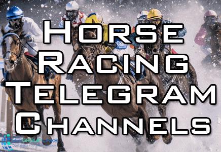 horse racing tips telegram channel