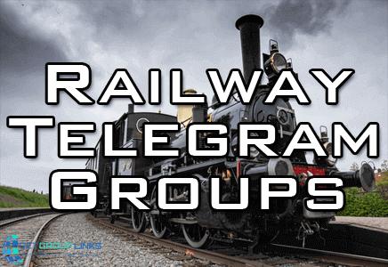 railway telegram group link