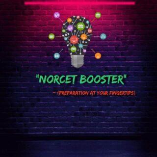Norcet Booster