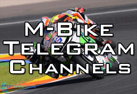 bike telegram channel