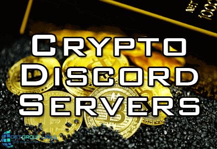 cryptocurrency discord servers