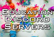 education discord servers