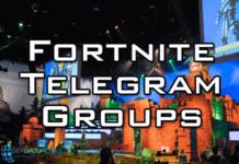 fortnite telegram group