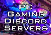 pc gaming discord servers