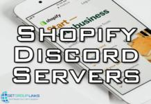 shopify discord server