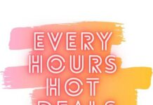 Every Hours Hot Deals