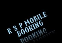 R S P Mobile Phone Booking