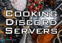 cooking discord server