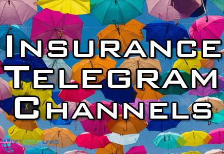 insurance telegram channel