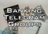 telegram groups for banking