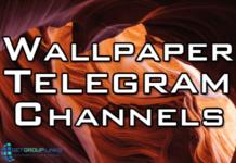 wallpaper telegram channel